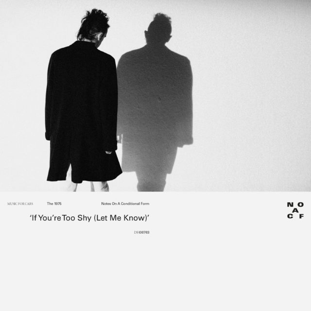 The 1975 – If You're Too Shy (Let Me Know)