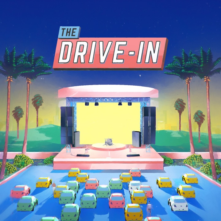Untitled Group announces The Drive-In.